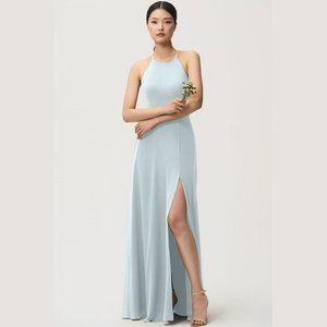Jenny Yoo Collection Kayla blue bridesmaid dress